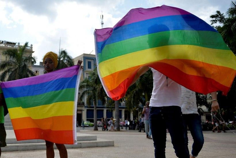 Латвия признана самой гомофобной страной Евросоюза