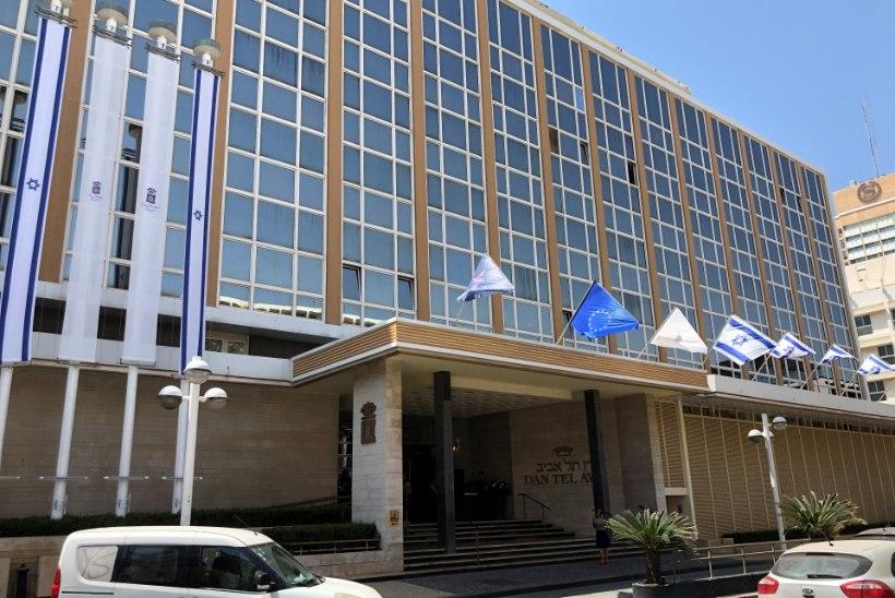 Madonna jõudis Tel Avivi ja peatub Filipp Kirkoroviga samas hotellis