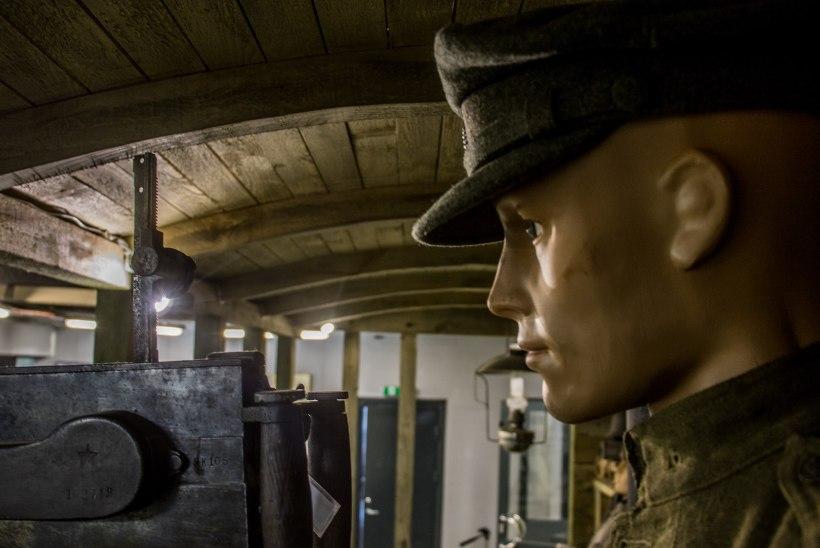 Militaarturism ehk Sõja jäljed Saaremaal