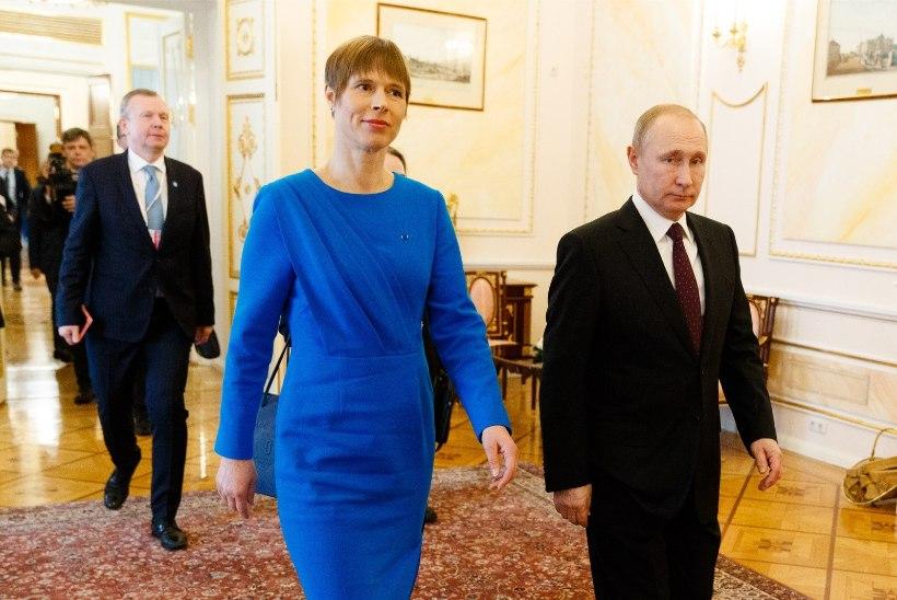 Президент Эстонии рассказала об ошибке стран Балтии в отношениях с Россией