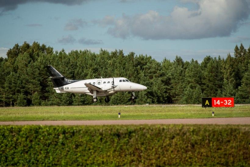 TELEFONID ON PUNASED: Kuressaarde ja Kärdlasse ei saa juunikuust lennupileteid osta