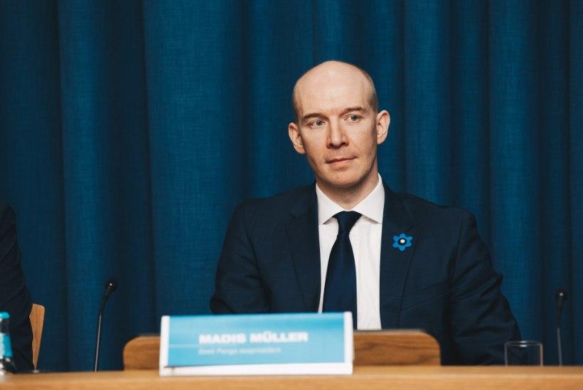 Eesti Panga president Madis Müller: välistööjõu kasutamine võib olla kasulik