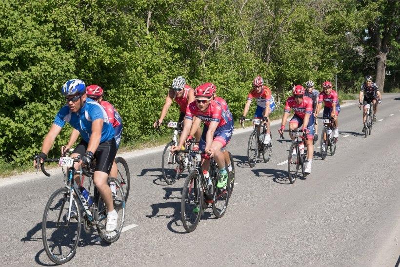 RATTARALLIKS VALMIS: kuidas treenida nädal enne rattarallit?