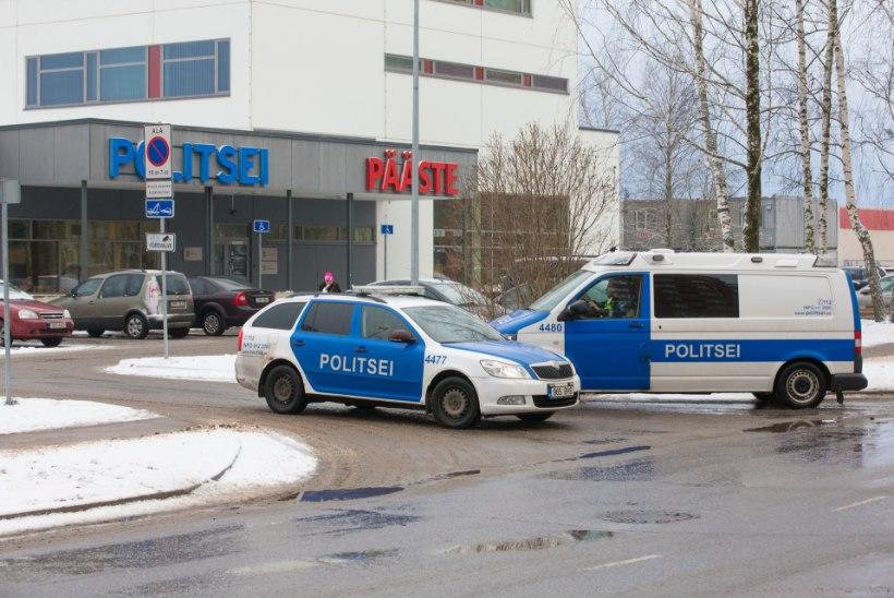 LOGISEV TURVATAKTIKA? Põgenevad pätid ründasid Narva arestimaja töötajaid juba teist korda