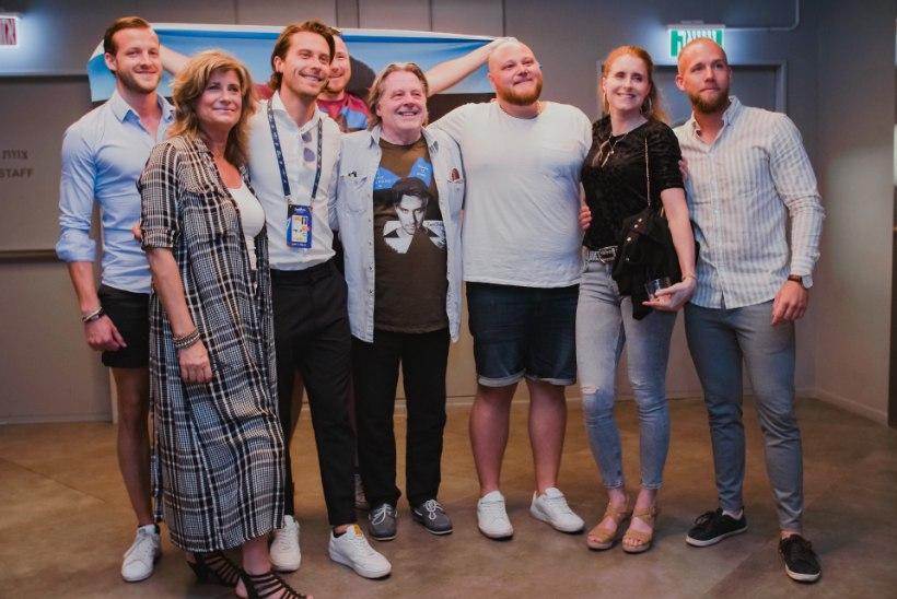 FOTOD | Suursaadik võõrustas Tel Avivis Eesti eurodelegatsiooni