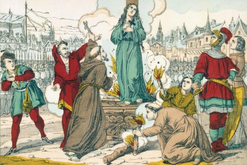 MINEVIKUHETK | 16. mai: Jeanne d'Arc kuulutati pühakuks
