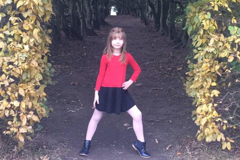 11aastane Sara Sofia saab annetajate abil uue juukseproteesi