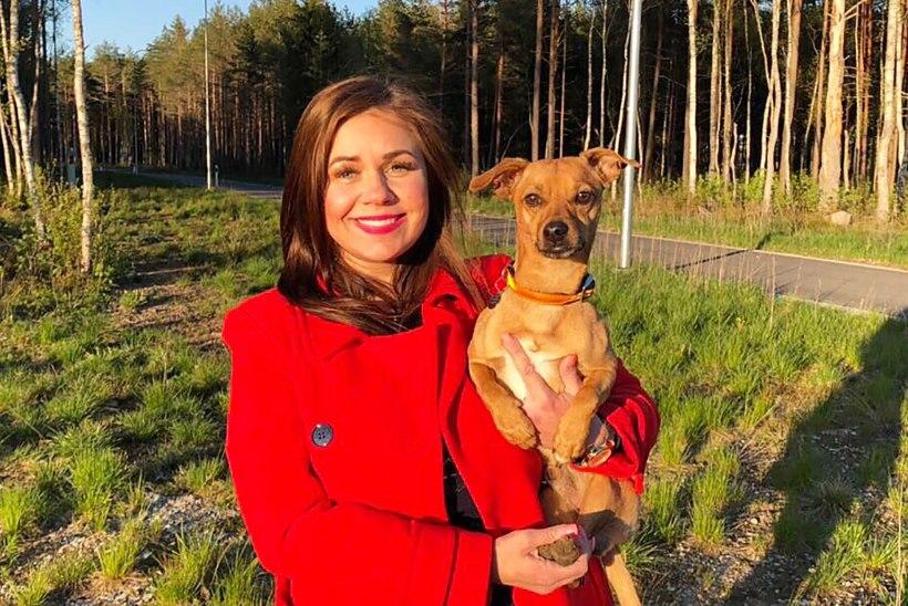 Lauljatar Merlyn Uusküla: vahel öeldakse, et inimeste vahel on armumine esimesest silmapilgust – mul juhtus koeraga sama