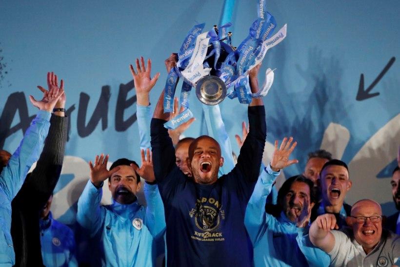 Araablaste kroonijuveeli Manchester City kohal lasuvad kaks kirvest