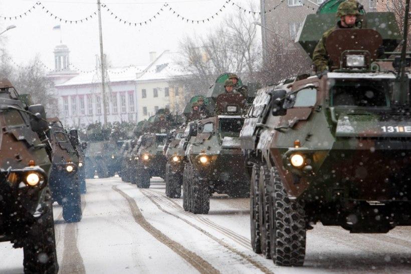"""USA analüütik: Narva ründamine Vene """"roheliste mehikeste"""" poolt rebiks NATO ribadeks"""