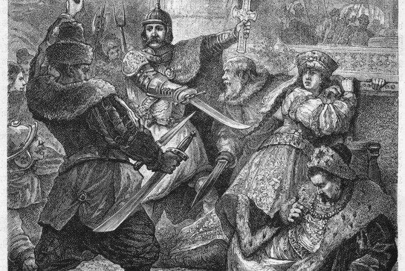 MINEVIKUHETK   17. mai: Vene troonilt kukutati Vale-Dmitri