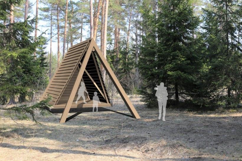 EKA tudengid projekteerisid 16 metsa-kasutajaliidest