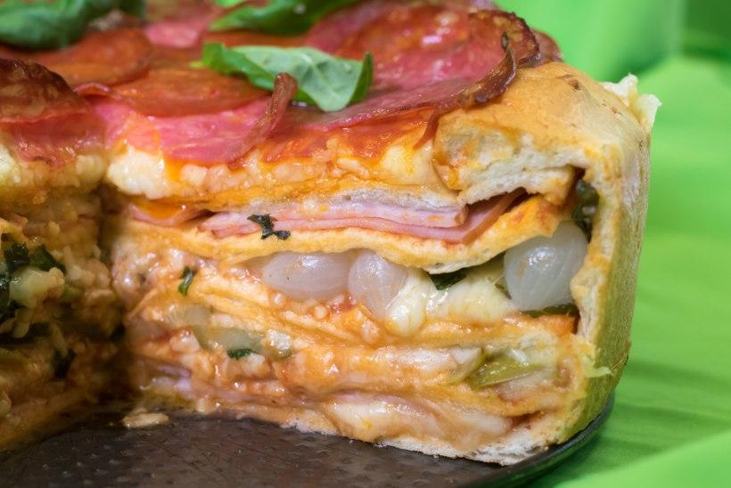 ÕHTULEHE VIDEO | Pitsaga piknikule! Kuidas teha soolast ja magusat pitsatorti