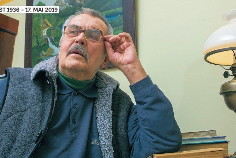 Eraklik kirjanik Nikolai Baturin oli kõva töömees