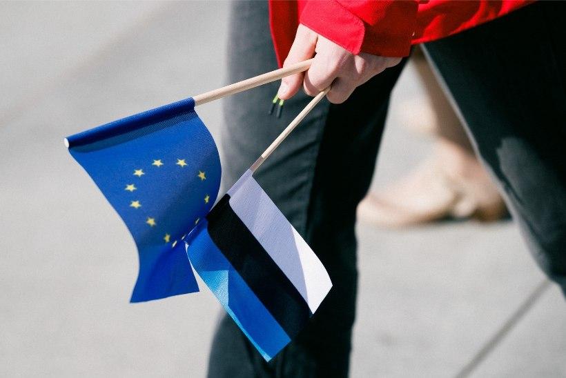 Seisukoht | Käed eemale Euroopa Liidu lipust!