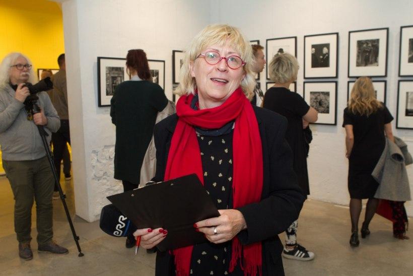 GALERII | Dokfoto keskuses avatud Robert Doisneau näitus pani vaatajad suudlema