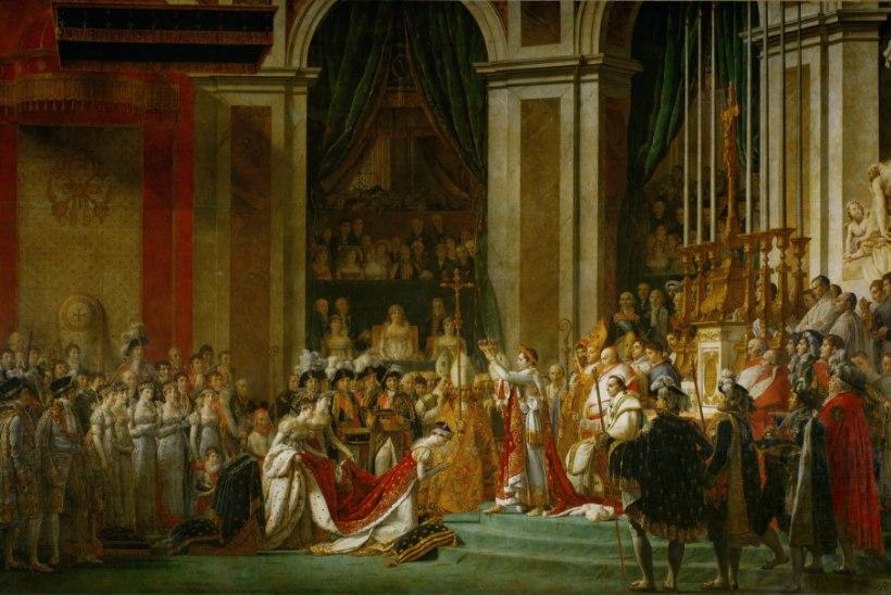 MINEVIKUHETK | 18. mai: Napoleon Bonaparte kuulutati Prantsusmaa keisriks