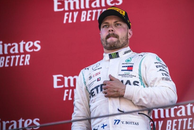 FOTOD | M-Sport lasi Valtteri Bottase uue ralliauto rooli