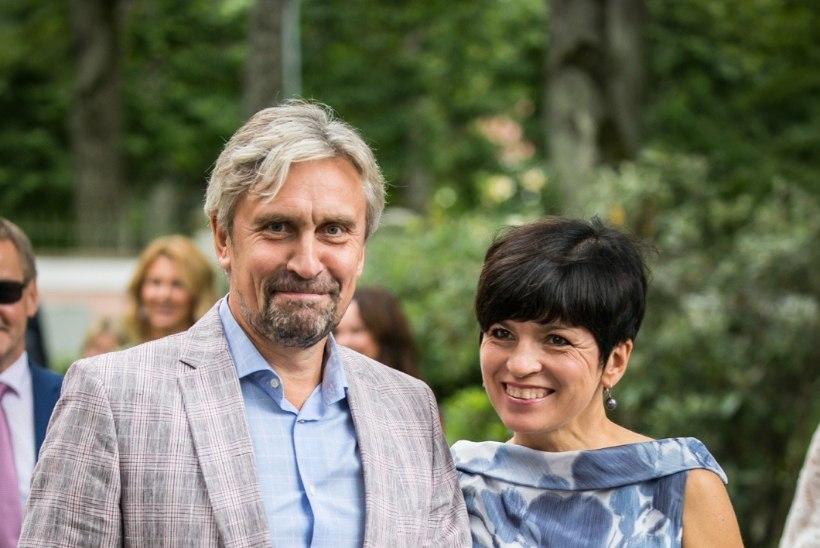 Anna ja Allar Levandi keskmine poeg sõuab abieluranda