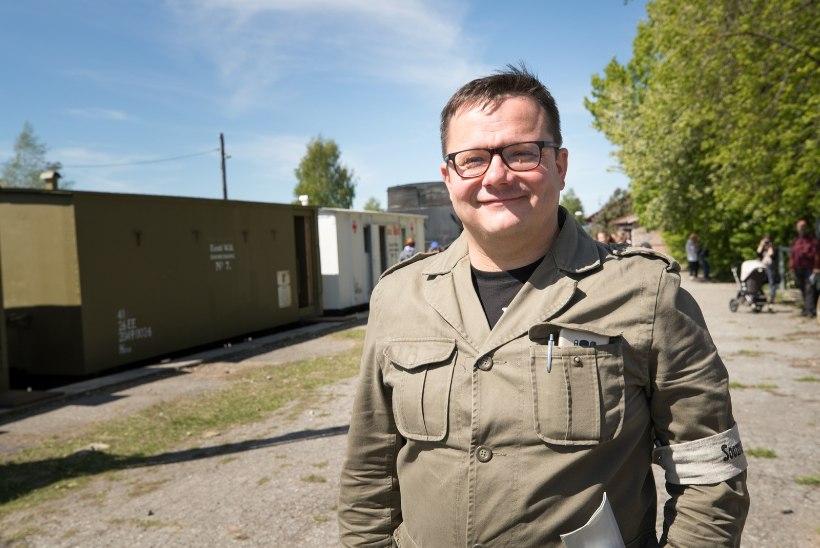 Tartusse jõudnud sõjamuuseumi soomusrongi on uudistanud kahe Rakvere jagu rahvast