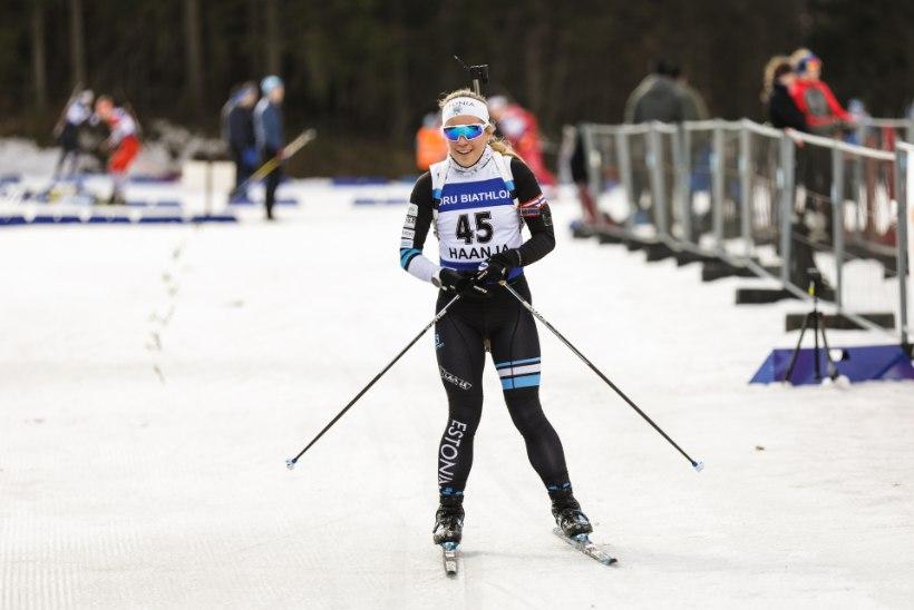 Johanna Talihärm: jõudsin koondisesse liiga noorelt, ohverdasin kooli ja sõbrad