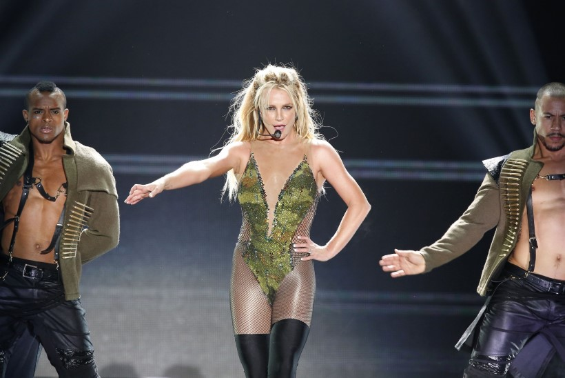 Peretuttav: hingehädad on Britney Spearsi sandistanud