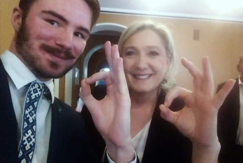 Jaak Madison: vabandasin Ruuben Kaalepi nimel Le Peni ees