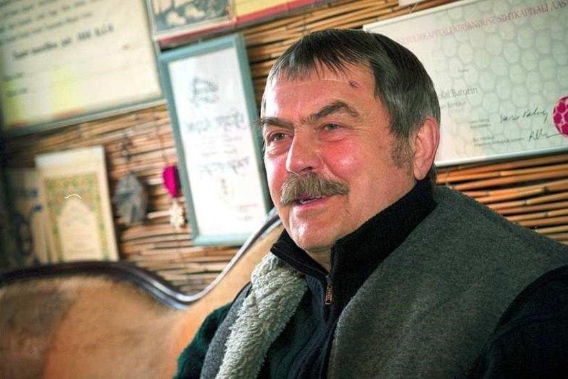 Suri kirjanik Nikolai Baturin