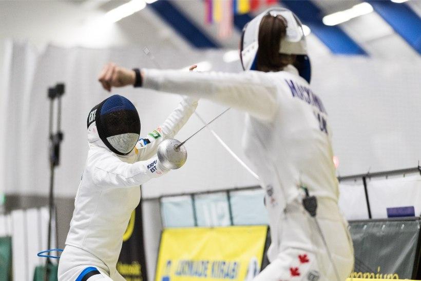 Dubai MK-etapil tegi eestlannadest parima tulemuse Erika Kirpu