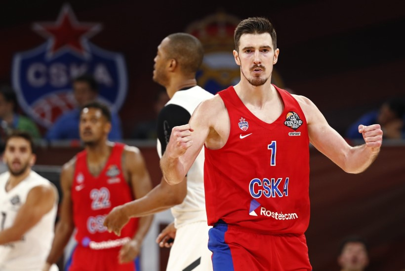 FINAAL SELGE! Moskva CSKA tuli suurest kaotusseisust välja ja lõi tiitlikaitsja Reali auti