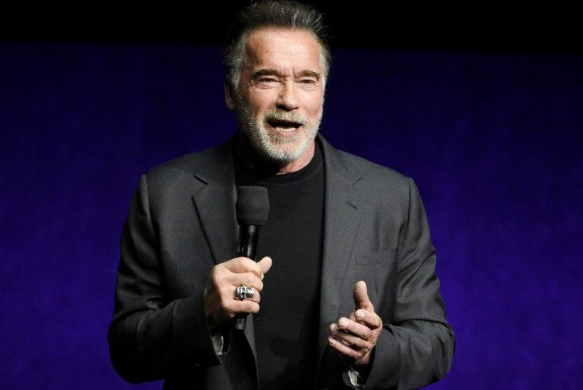 VIDEOD | Arnold Schwarzeneggerit rünnati Lõuna-Aafrika hüppenöörivõistlusel