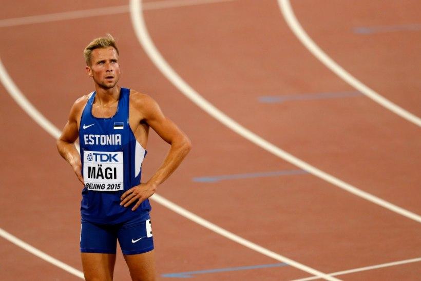 MÄRK MAAS: Rasmus Mägi alustas Teemantliiga etapil hooaega