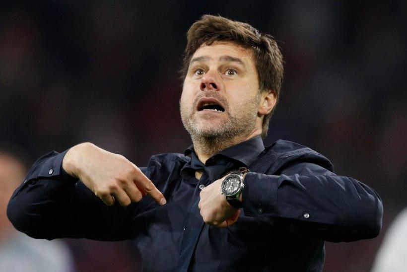 Tottenhami peatreenerile määrati Meistrite liigas ühemänguline juhendamiskeeld