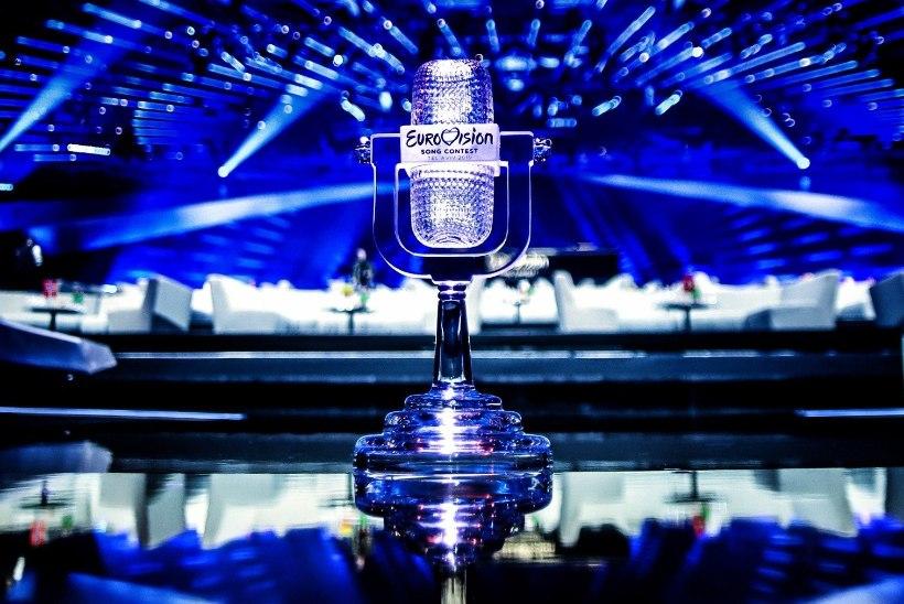 FOTOD | Eurovisioni trofee on valmis minema võitja kätesse