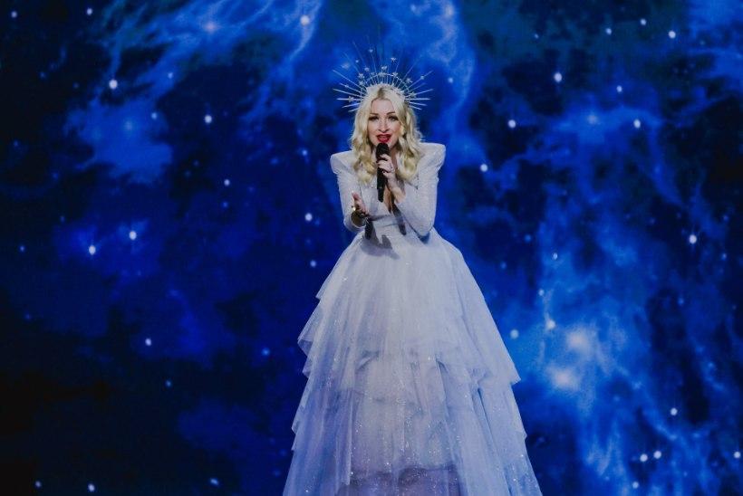Austraalia eurolaulja: kui me võidame Eurovisioni, võiks see järgmisel aastal toimuda Londonis
