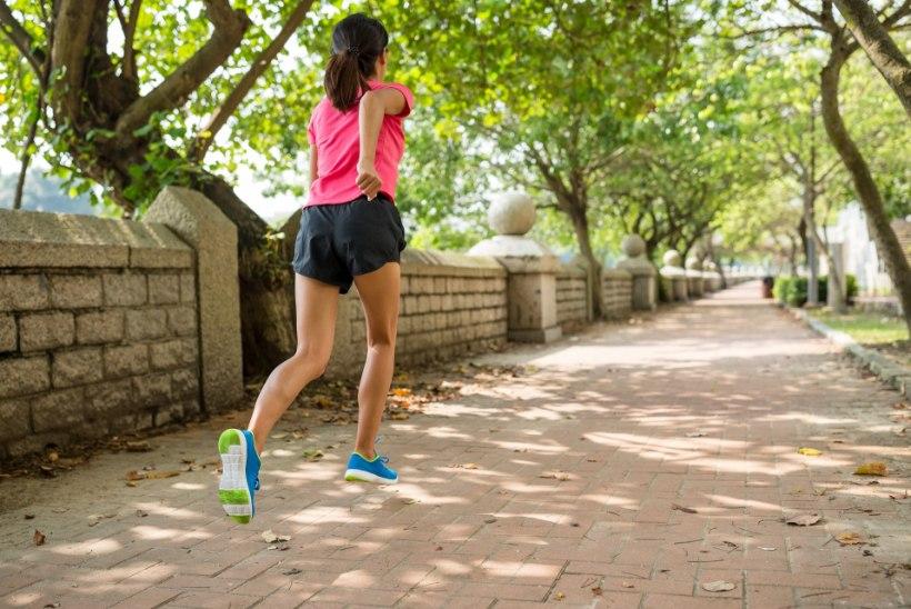 JOOKSMINE: kuus põhjust, miks seda teha