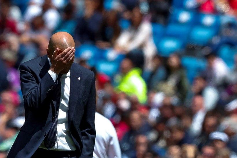 Viimase 15 aasta kehvima hooaja teinud Reali ootab ees suurpuhastus