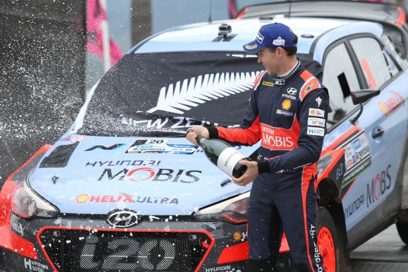 Talvel töötuks jäänud rallimees naaseb WRC-auto rooli