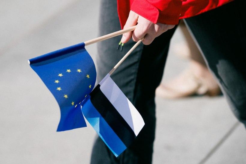 Enn Eesmaa | Sinimustvalgem euroliit
