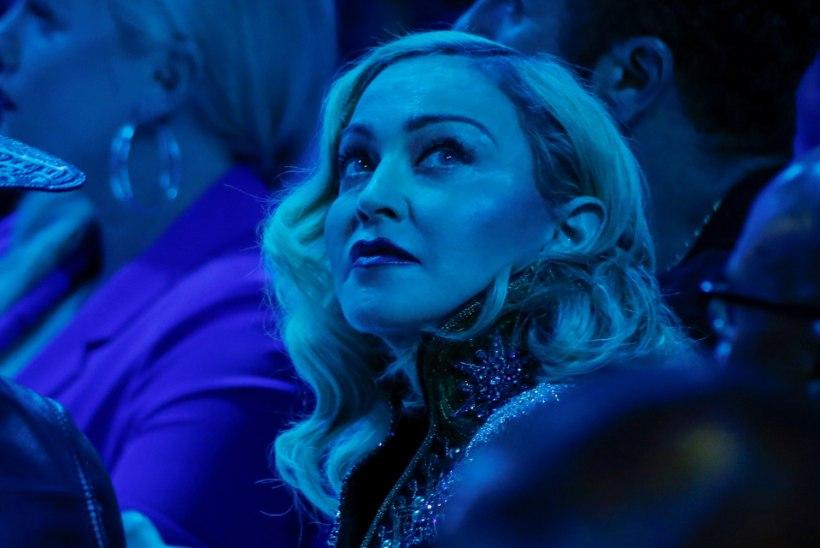 Madonna Tel Avivis: ärge alahinnake muusika jõudu!