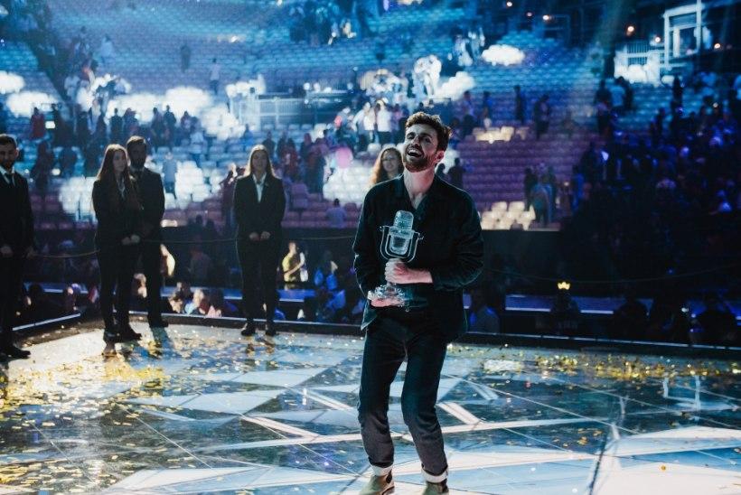 ÕL INTERVJUU JA GALERII | Eurovisioni võitja Duncan Laurence: mu unistus tõesti täitus!