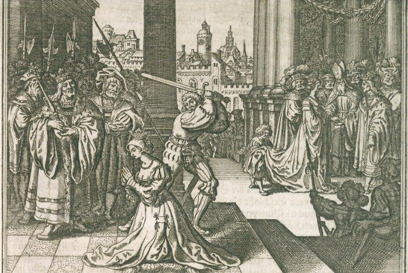 MINEVIKUHETK | 19. mai: kuninganna Anne Boleyn kaotas pea