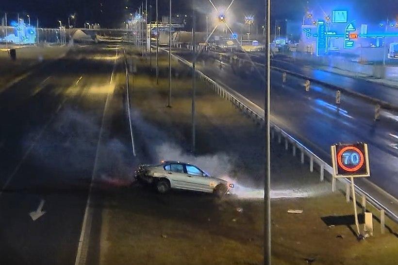 VIDEO | Purjuspäiliiklusõnnetuse põhjustanud Gruusia kodanik sai karistuseks vangistuse ja sissesõidukeelu