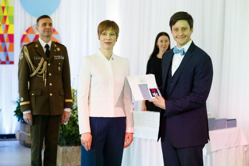 Uued väljakutsed ootavad! Luukas Ilves hakkab tööle Eesti tehnoloogiafirmas