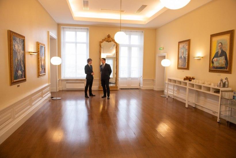 VIDEO JA FOTOD VALITSUSEST | Mart Helme: president käitus nagu emotsionaalselt ülesköetud naine