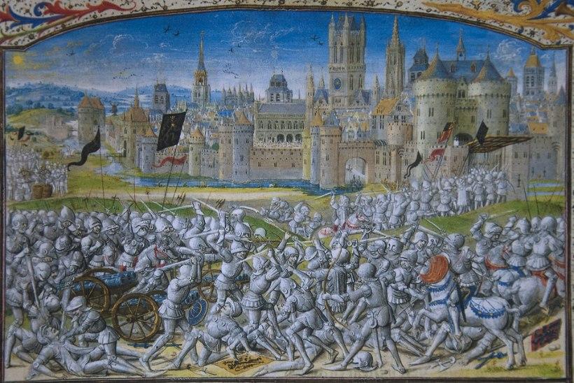 MINEVIKUHETK | 3. mai: Beverhoutsveldi lahing Brugges