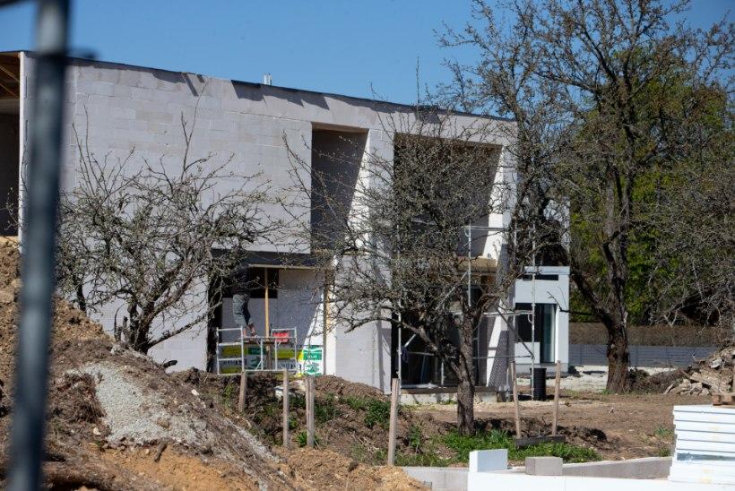 President Rüütlile kodu ehitada lubanud arendajafirma vahetas nime ja juhti