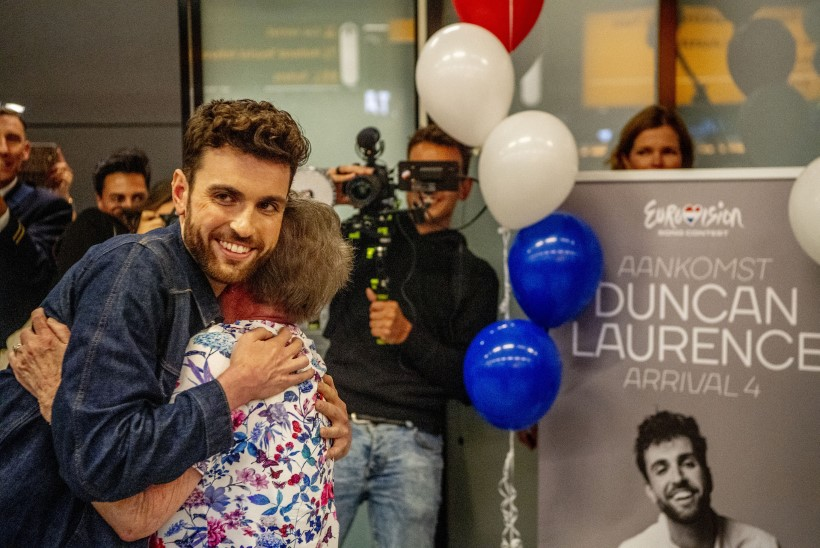 """Eurovisioni võitja Duncan: """"Mind kiusati poisipõlves palju. Muusika oli minu jaoks pelgupaik."""""""