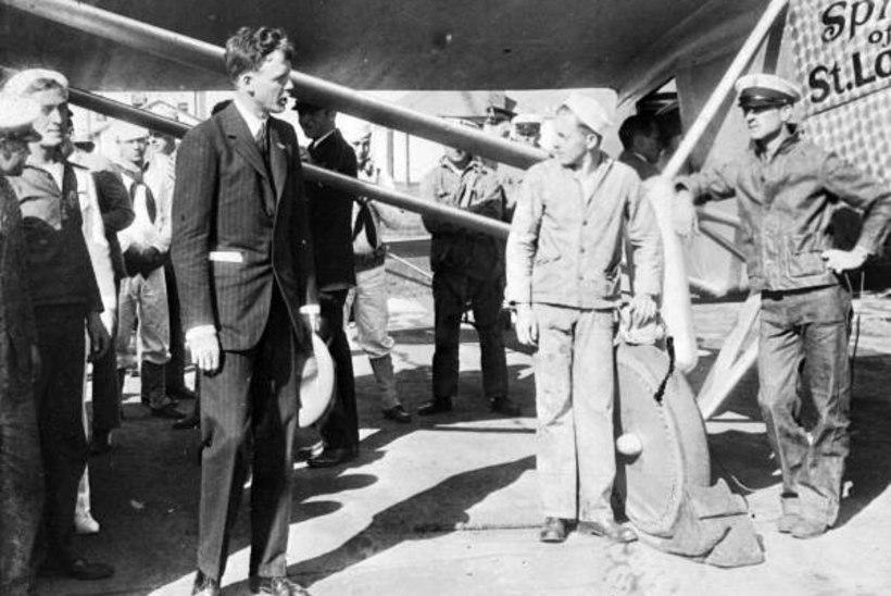 MINEVIKUHETK | 20. mai: Charles Lindbergh lendas üle Atlandi ookeani