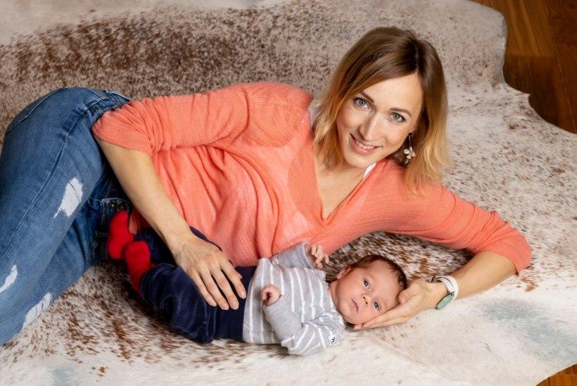 Liina Randpere: ma ei tajunud esimese raseduse ajal mingisugust emalikku sidet
